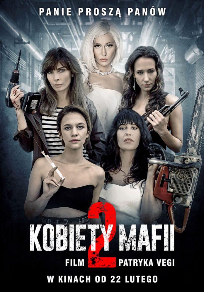 """Kino """"Orzeł"""" Ustrzyki Dolne: KOBIETY MAFII 2 – Seanse: 22,23,24 marzec 2019 r."""