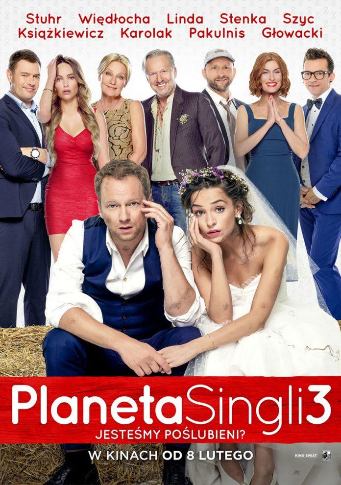 """Kino """"Orzeł"""" Ustrzyki Dolne: PLANETA SINGLI 3 – Seanse: 8,9,10 marzec 2019 r."""