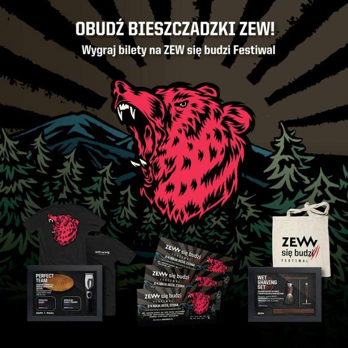 Konkurs! Do wygrania wejściówki na Festiwal Zew się budzi w Cisnej